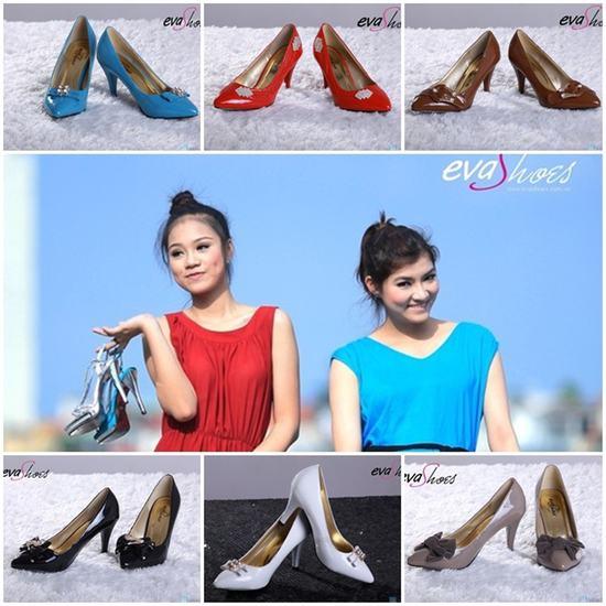 Giầy công sở thương hiệu Eva Shoes nổi tiếng - Chỉ 245.000đ