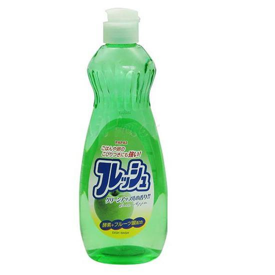 Nước rửa chén bát Papai Hương táo 600ml