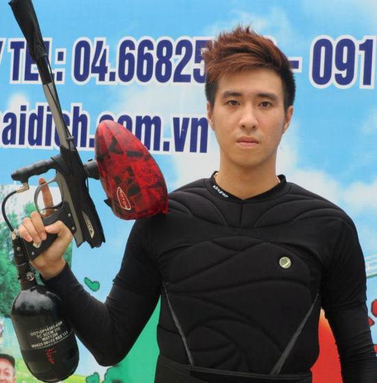 Cùng bạn bè thư giãn, thoải mái với trò chơi bắn súng sơn tại CLB Súng sơn Hà Nội - Chỉ với 120.000đ