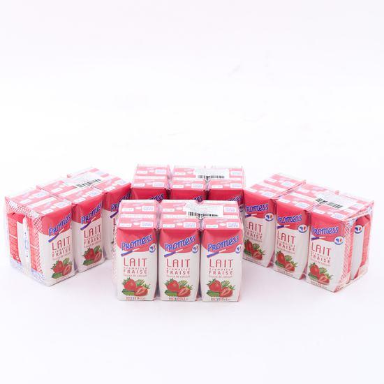 Thùng 24 hộp sữa tươi Promess NK Pháp (200ml/1hộp)