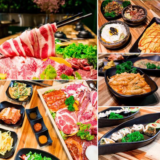 Buffet Nướng Lẩu chuẩn 3* - NH Geon Bae Korean BBQ