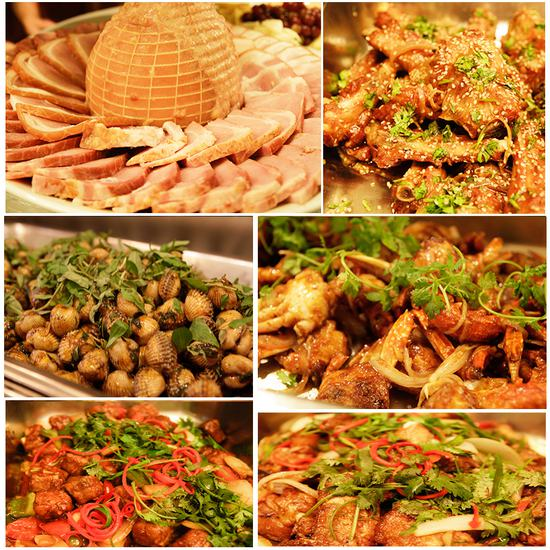 Buffet tối (2, 3, 4, 5) với các món Âu, Việt, Thái tại Nhà hàng Toppers - Chỉ 198.000đ/ 01 người