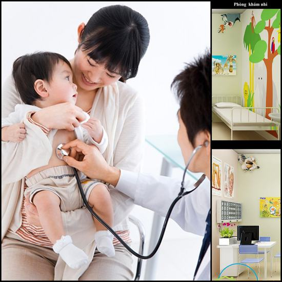 Gói khám nhi tổng quát 10 hạng mục quan trọng tại Phòng khám đa khoa Việt Hàn - Chỉ với 250.000đ