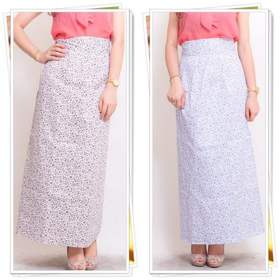 Váy chống nắng kaki