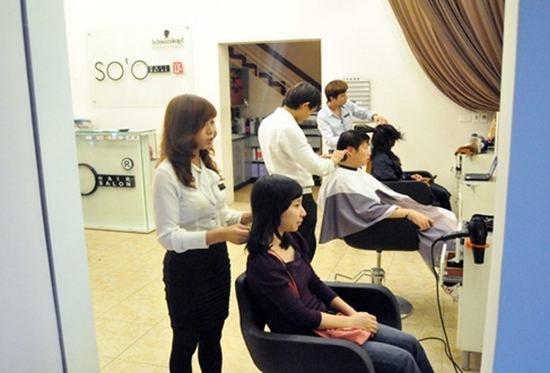 Làm đẹp tại Hair Salon SO'O - Salon tóc quốc tế lớn nhất tại Hà Nội - Chỉ 90.000đ được phiếu 300.000đ