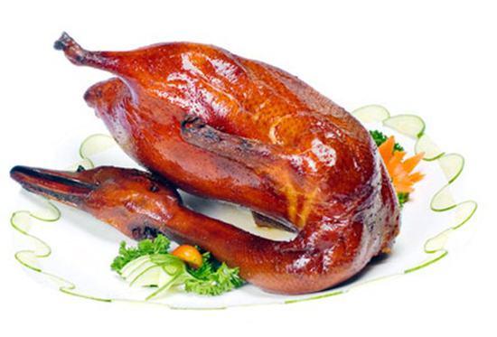Vịt Quay Bắc Kinh 2 món - Ngon giòn béo ngậy nhà hàng Gia Cát - Chỉ 398.000đ/con cho 03-04 người