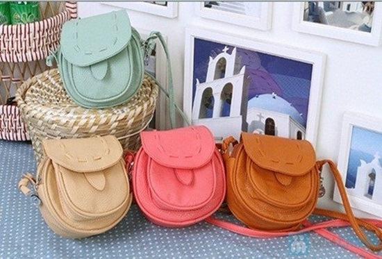 Túi xách đeo chéo nhỏ gọn, nhiều màu sắc trẻ trung, sành điệu dành cho nữ - Chỉ 110.000đ/01 chiếc