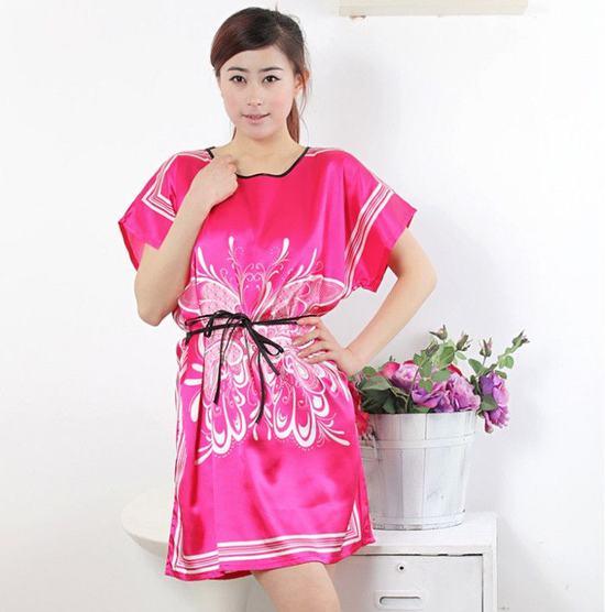 Trang nhã cùng đầm ngủ kiểu Nhật