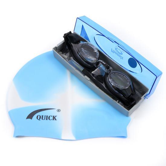 Sét mũ, kính bơi Hàn Quốc Phoenix PN-203