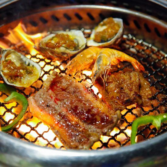 Buffet lẩu nướng cao cấp Hàn Quốc ZÔĐÊÔNG