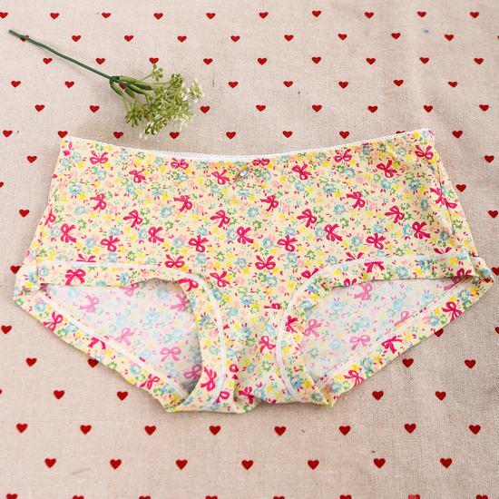 Combo 5 quần lót đúc hoa - hàng Việt Nam