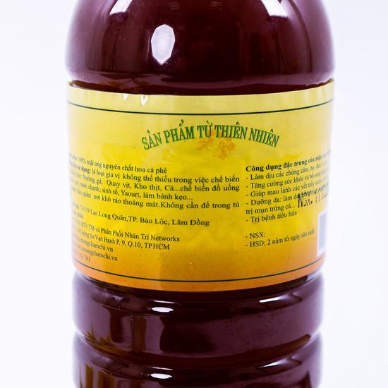 Mật ong nguyên chất hoa cà phê Bảo Lộc 1L