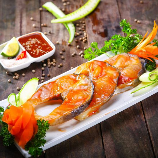 Buffet Lẩu nướng Gri & Gri Trần Thái Tông Menu VIP