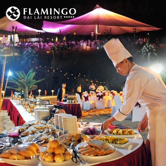 Vui chơi, ăn trưa cao cấp tại Flamingo Đại Lải 5*