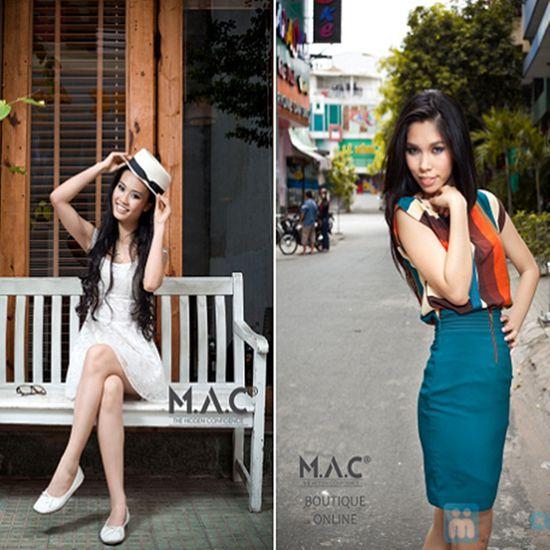 Phiếu mua các mặt hàng thời trang MAC - JOJO BRAND - Chỉ 75.000đ được phiếu trị giá 200.000đ