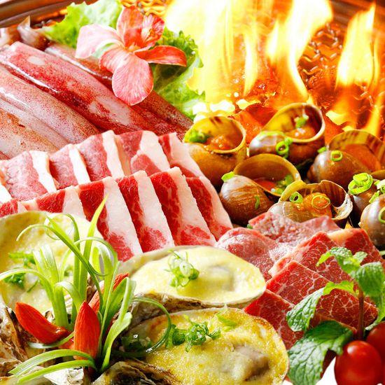 Buffet nướng lẩu Nhà hàng Suchef BBQ