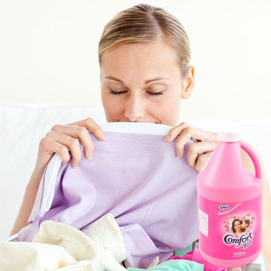 Áo quần mềm thơm với nước xả Comfort Thái Lan 3,8L