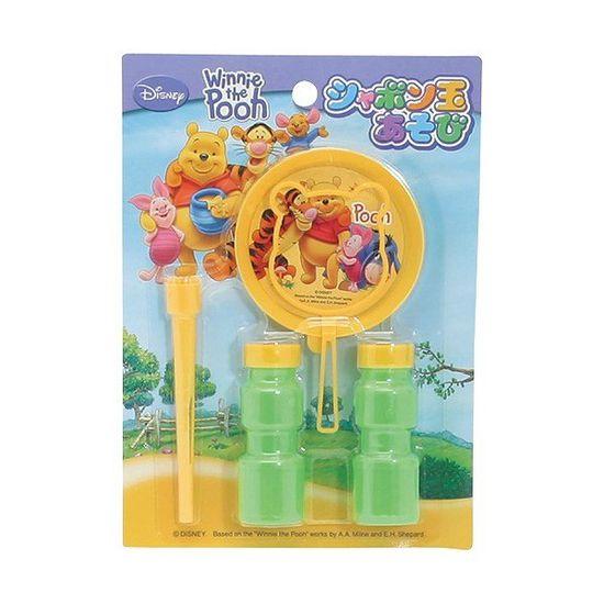 Bộ thổi bong bóng xà phòng hình gấu Pooh