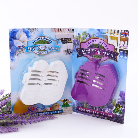 2 vỉ khử mùi giầy dép Hàn Quốc ngát hương
