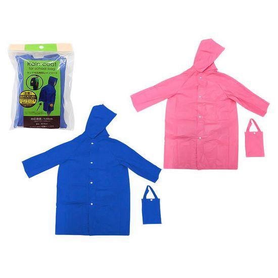 Áo mưa cho bé (thiết kế để che cặp sách học sinh)
