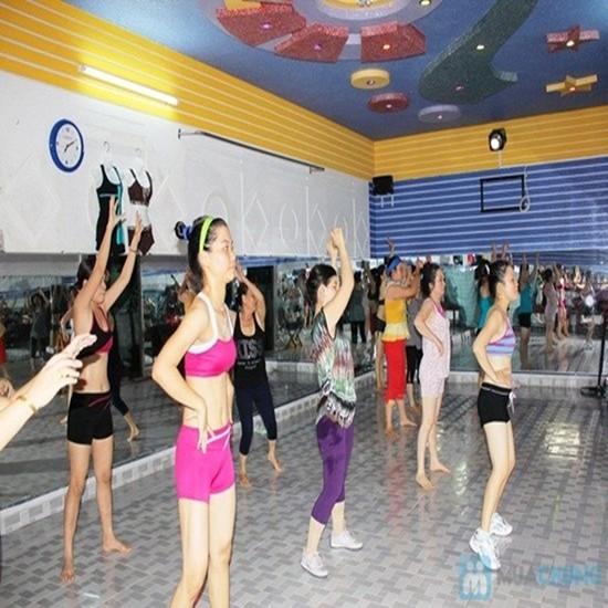 Khóa học Dance, múa bụng, khiêu vũ tại Trung tâm thể dục thẩm mĩ Thu Thủy - Chỉ 80.000đ
