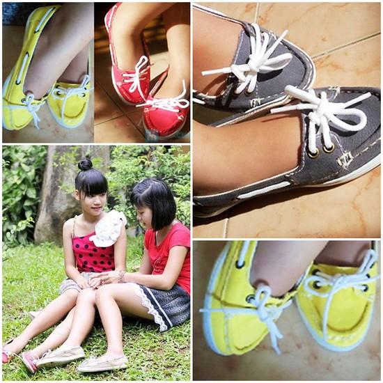 Giày thời trang cho nữ, màu sắc đa dạng mang đến cho bạn sự năng động, trẻ trung - Chỉ 169.000đ / 1 đôi
