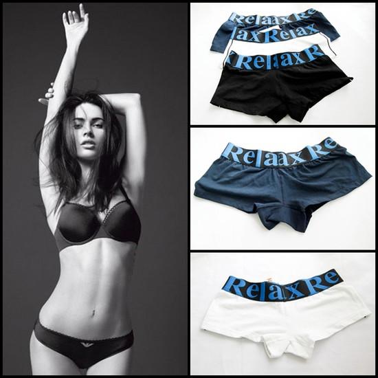 Bộ 03 quần lót nữ Relax kiểu dáng cực kỳ thời trang - Chất liệu cao cấp dễ chịu khi mặc - Chỉ 122.000đ/3 chiếc