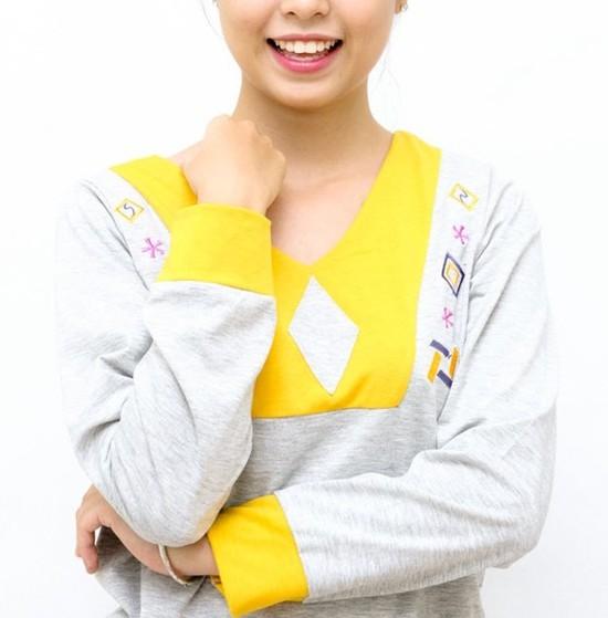 Bộ quần áo mặc nhà mùa thu đông cho bạn gái - Chỉ 138.000đ/bộ