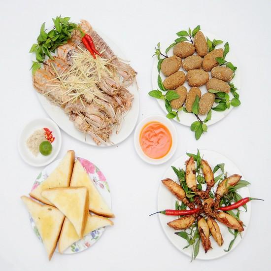 Thưởng thức Hải sản nhiều món ngon tại Nhà hàng Hải sản Hải Hiền. Chỉ 210.000đ