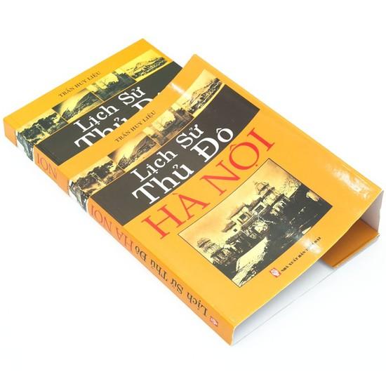 Lịch sử thủ đô Hà Nội – Trần Huy Liệu chủ biên. Chỉ với 72.000đ