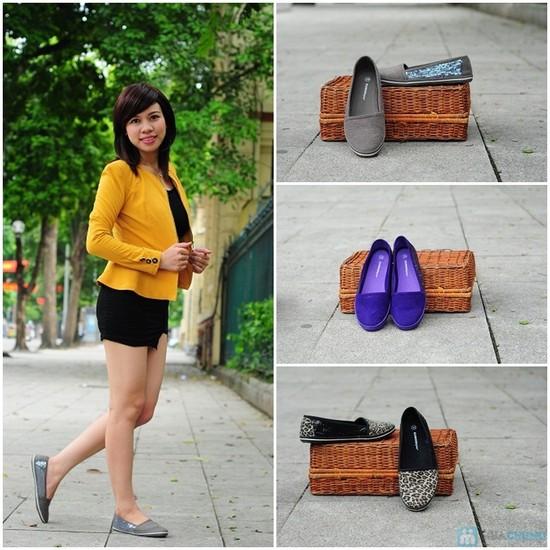 Giày lười lấp lánh cho bạn gái – Chỉ 159.000đ/1 đôi.