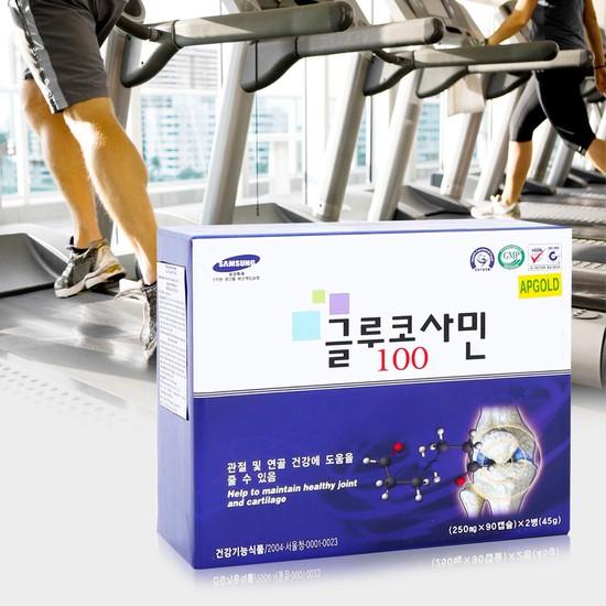 Viên bổ khớp Glucosamin nhập khẩu Hàn Quốc