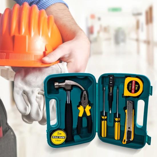 Bộ dụng cụ sửa chữa đa năng 9 chi tiết