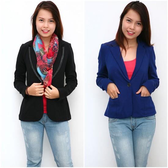 Áo vest nữ hàng Việt Nam dầy dặn - Chỉ với 170.000đ