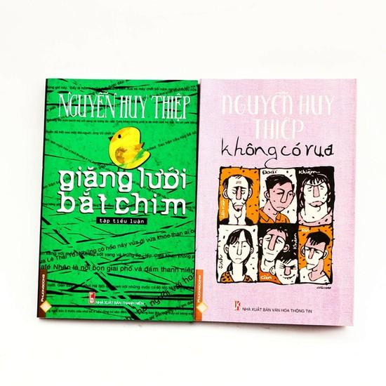 Các tác phẩm tiêu biểu của Nguyễn Huy Thiệp. Chỉ với 77.000đ