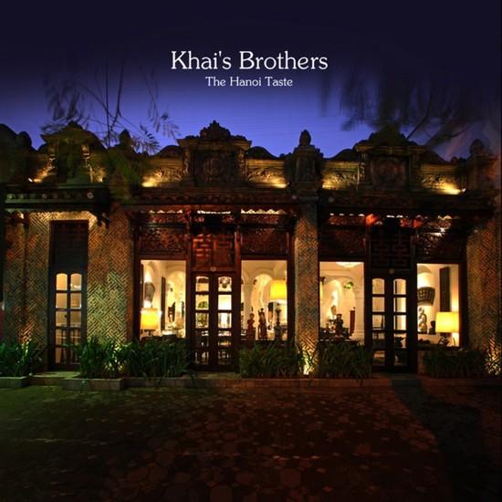KhaiSilk-Brothers BuffetBBQ tối T2-CN tặng đồ uống