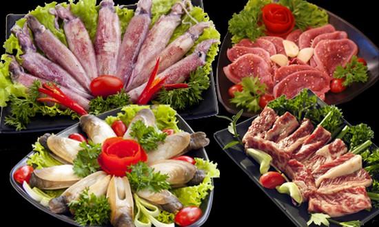 Buffet Nướng & Lẩu tại Season BBQ