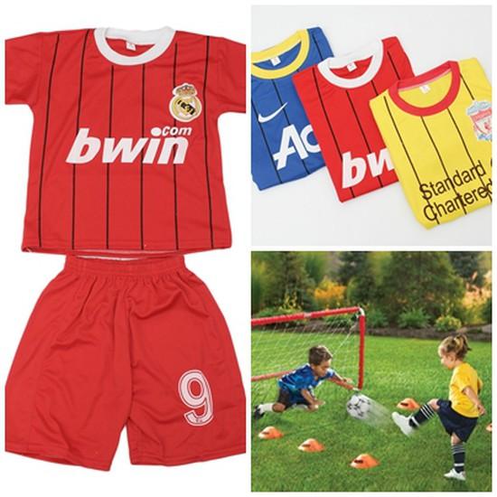 combo 2 bộ quần áo thể thao cho bé trai năng động