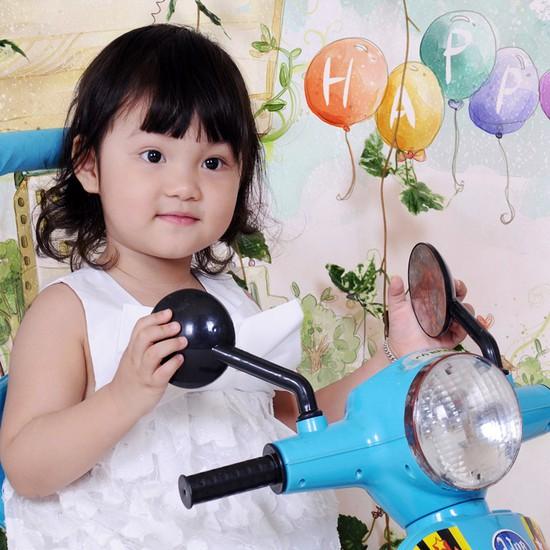 DV chụp ảnh cho bé tại Studio HD