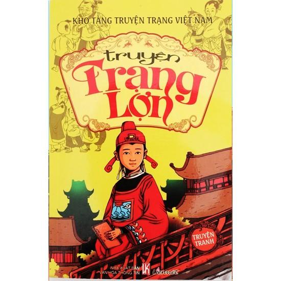 Bộ 3 cuốn Kho tàng truyện Trạng Việt Nam – Chỉ với 53.000đ