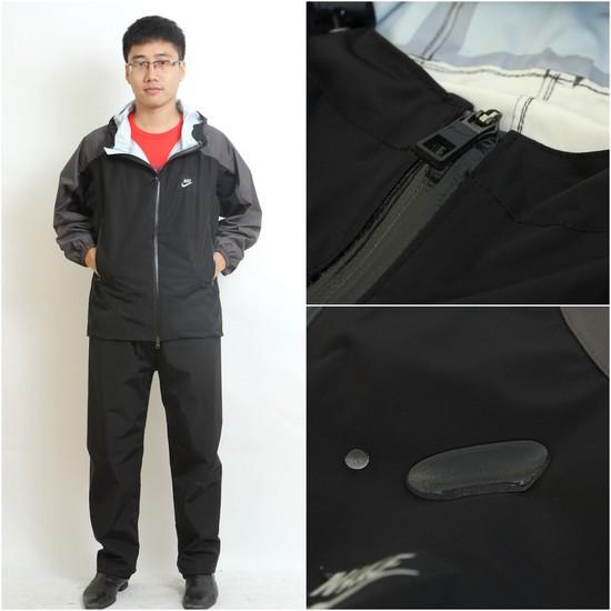Bộ quần áo gió đa năng chống thấm nước (cho Nam)