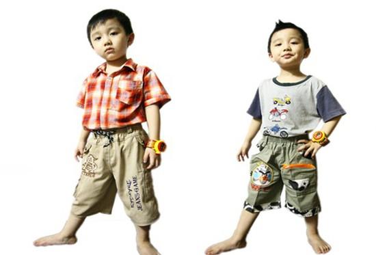 Quần kaki cho bé trai cho các bé từ 03 đến 06 tuổi - Chỉ với 60.000đ