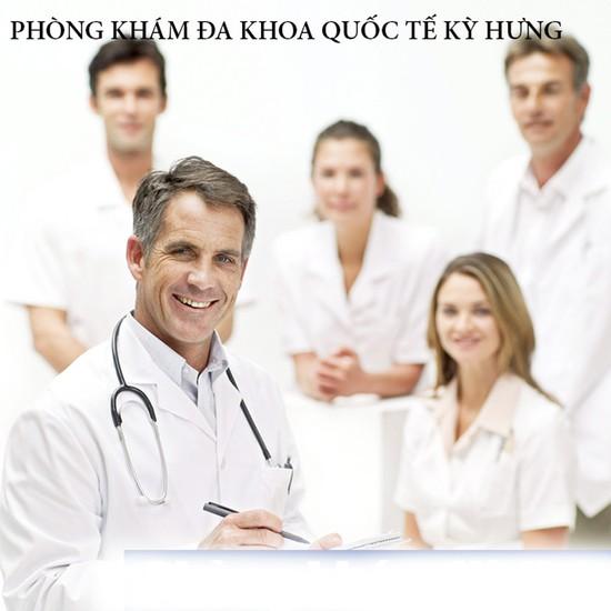 Khám Sức khỏe toàn diện tại Phòng khám đa Quốc tế Kỳ Hưng