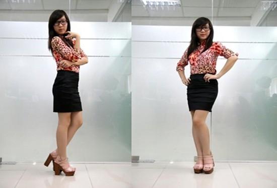 Chân váy bút chì thời trang - Cho quý cô công sở thêm cá tính và sành điệu - Chỉ với 70.000đ