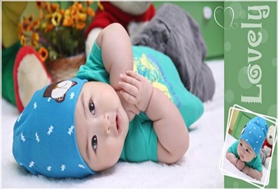 Gói Chụp ảnh cho bé yêu tại 3by studio - Lưu lại kỷ niệm tuổi thơ cho bé - Chỉ với 360.000đ