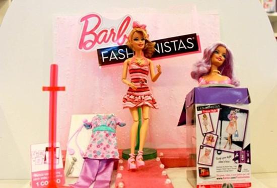 Búp bê Barbie Fashion chính hãng - Quà tặng đáng yêu cho bé gái - Chỉ 244.000đ