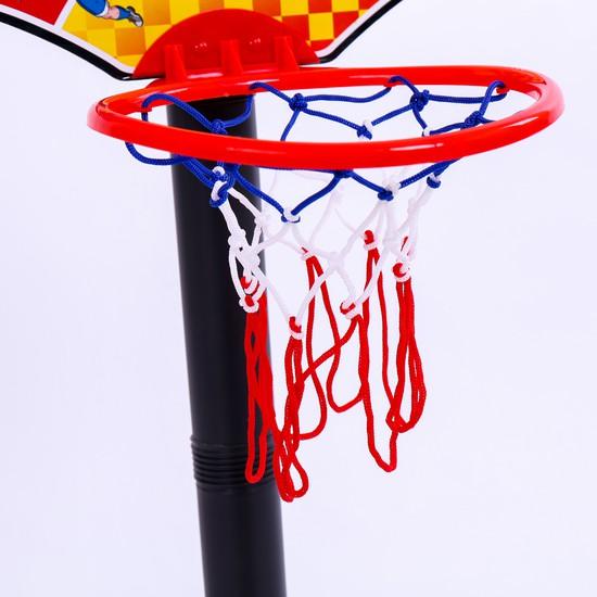 Đồ chơi bóng rổ giúp phát triển chiều cao cho bé