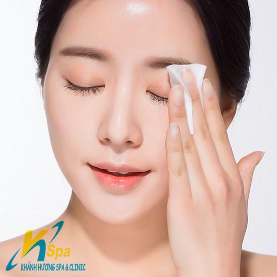 Thay da mới căng bóng và trẻ hóa thần kỳ Mask Peel Khánh Hương Spa & Clinic
