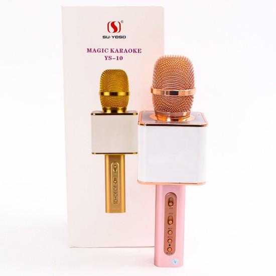 Mic hát Karaoke Magic YS-10 có cổng USB