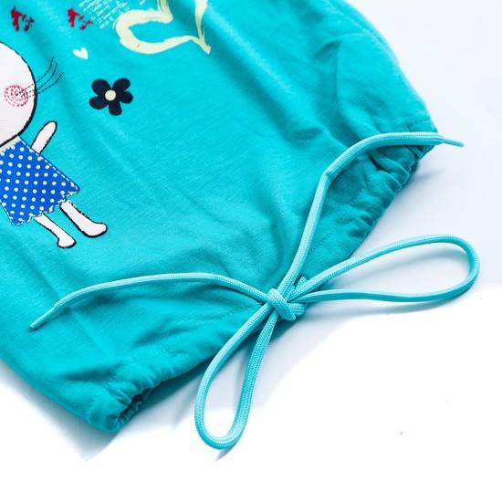 02 bộ quần áo dài tay cổ cao 5 phân ấm áp cho bé